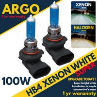 For VW Golf MK5 2003-2009 Front Fog Light 100w Bulbs Xenon Super White Foglight
