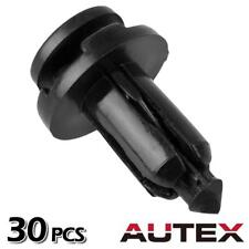 30x Rear Front Bumper Clips Retainer Fastener for Altima for Xterra 1997-2016