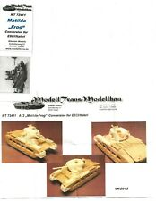 1/72 Modelltrans Matilda Frog conversion for Esci/Italeri