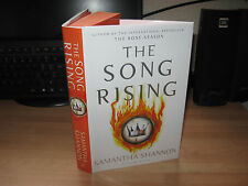 Samantha Shannon The Song Rising Signed Numbered Limited x/500 Bone Season Scion