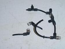 Lot de 6 T pneumatiques pour tuyau Ø 4 mm