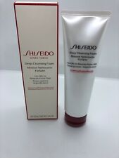 Shiseido Ginza Tokyo Deep Cleansing Foam 125ml Face Wash Cleanser Authentic New
