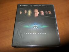 Star Trek Nemesis Rittenhouse FULL MASTER SET & Expansion with binder.