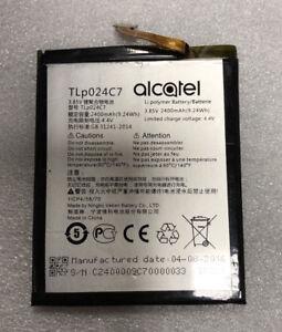 TLp024C7 - New Original 2400mAh Battery Batterie for Alcatel OneTouch Smartphone