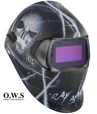 "3M Speedglas 100V Series Welding Helmet ""Xterminator"" Variable Shade 3 / 8-12"