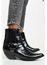 NWB JEFFREY CAMPBELL Norco Western Booties, 6.5, $210