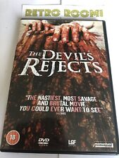 The Devil's Rejects (DVD, 2005) Available @ Retro Room 1982