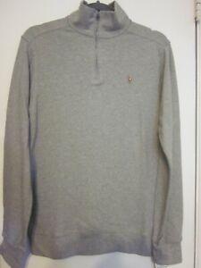 Polo Ralph Lauren Boy's Youth Gray Pullover Knit Shirt Sz. XL (18/20)~NWTS