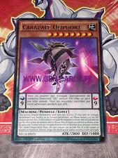 Carte Yu Gi Oh CARAPACE QLIPHORT NECH-FR025