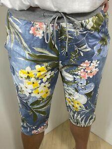 Shorts Jogger Shorts Long Shorts Denim Super Stretchy Soft Fits 10-16 & 18-22
