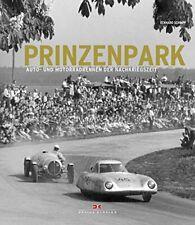 Prinzenpark Auto und Motorradrennen der Nachkriegszeit Braunschweig Rennen Buch