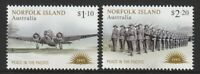 Australia - Norfolk Island 2020 : Peace in the Pacific -Stamps - Design set. MNH