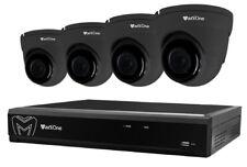 MaxxOne JUMPSTART 5MP CCTV System 8 channel DVR + 4 x 5MP Cameras 4K