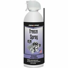 Max Professional Blow Off Freeze Spray Electronic Component Cooler (10 oz)