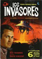 Los Invasores 1ª Temporada (The Invaders)