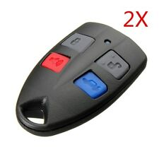 2pc for Ford 4 Button Remote Control AU Falcon Sedan Series 2 & 3 AU Ford Remote