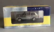 LCC30 - Chrome Austin A40 Farina - Corgi Vanguards Limited Edition Model VA11205