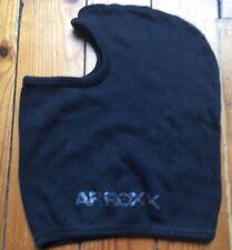 Arroxx Sports motorcycle karting racing skiing balaclava black cotton