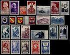 L'ANNÉE 1946 Complète, Neufs * = Cote 16 € / Lot Timbres France 748 à 771