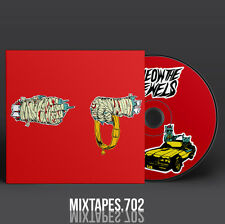 Run The Jewels - Meow The Jewels (Full Artwork CD Art/Front Cover/Back Cover)