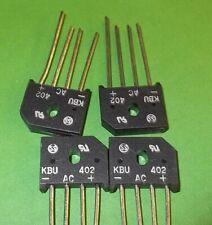 Single-phase bridge rectifier; Urmax:100V; If:6A; Ifsm:175A; KBU 1 pcs