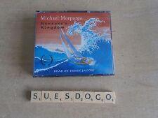MICHAEL MORPURGO'S KENSUKE'S KINGDOM READ BY DEREK JACOBI - UNABRIDGED ON 3 CDS