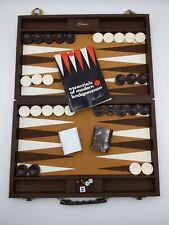 "Vintage Crisloid 1.5""  Backgammon Game Complete"