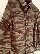 Brand new boys camouflage shirt,,  12-13 years