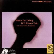 BILL EVANS (PIANO)/BILL EVANS TRIO (PIANO) - WALTZ FOR DEBBY NEW CD