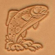 Craftool 3-D Leather Stamp  Trout (88345-00)