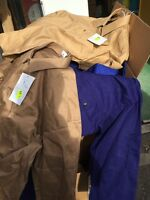 Lot revendeur destockage De 12 Vêtements Travail Issu De Nos Palettes