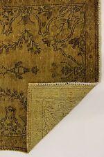 DESIGN VINTAGE délavé USED LOOK PERSAN TAPIS tapis d'Orient 1,50 x 0,95