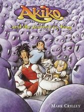 Akiko and the Journey to Toog-ExLibrary
