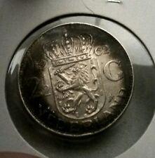 Netherlands 2-1/2 Gulden, 1962