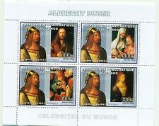 A. DURER - CONGO 2006 set perforated