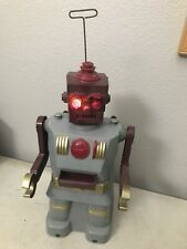 """1950's  Electric Toy Robot by Marx--15"""" Tall Made in USA-Free Shipping"""