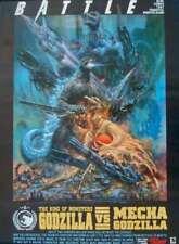 GODZILLA VS MECHAGODZILLA Japanese B2 movie poster C 1993 NM NORIYOSHI OHRAI NM
