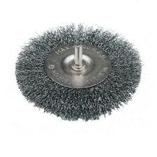 Silverline PB01 Rotary Steel Wire Wheel Brush 75mm