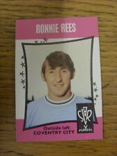 1967 Scheda commerciali: i giocatori STAR) COVENTRY CITY-Ronnie Rees [A&BC CARD No.37] (CA