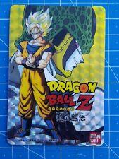 Dragon Ball Fan - Custom Card PrismCard Butoden 1 - Carddass
