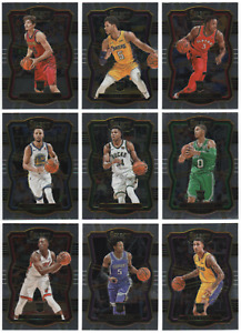 2017-18 Panini Select #32 Stephen Curry Golden State Warriors Concourse Basketball Card