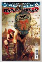 HARLEY QUINN #2 - REBIRTH - BILL SIENKIEWICZ VARIANT COVER - DC COMICS