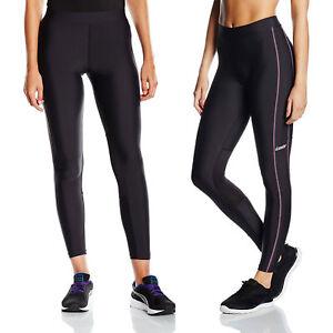 Gregster Tights Damen Laufhose Sporthose Lang Jogginghose Kompression Training