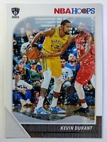 2019-20 Panini NBA Hoops Winter Kevin Durant #61, Golden State Warriors