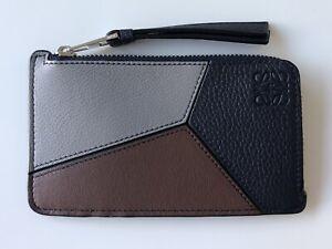 Loewe mens leather puzzle wallet BNWT