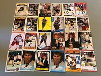 NN Lot of 30 Different RAY BOURQUE Hockey Cards TOPPS O-PEE-CHEE BRUINS++
