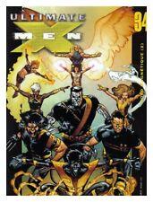comics ULTIMATE  X-MEN 34  magazine  2006 TBE