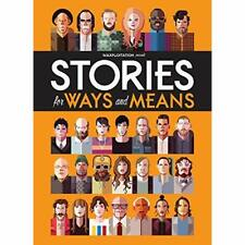 Stories for Ways and Means - Paperback / softback NEW Antebi, Jeff 22/01/2019