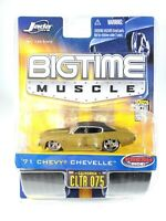 2006 Jada DUB City Bigtime Muscle '71 (1971) Chevy Chevelle 1/64 Diecast NEW NOC