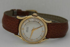 Men's Vintage Gruen Precision 14K Gold Automatic Watch